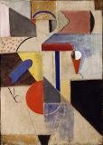 Willi Baumeister: Figur in absouluter Stellung (1919)