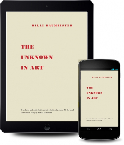 Willi Baumeister – The Unknown in Art