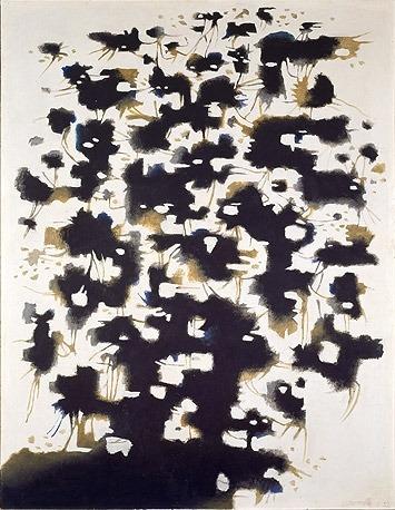 Willi Baumeister: Wachstum (1952)