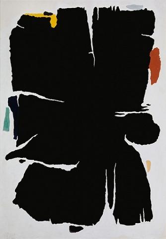 Willi Baumeister: ARU 5 (1955)