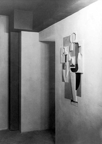 Willi Baumeister: Mauerbild 1922