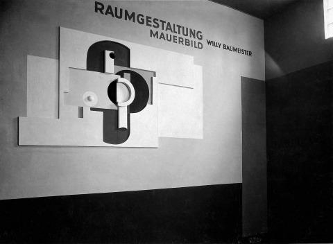 Bauausstellung »Die Form« / Stuttgart 1924