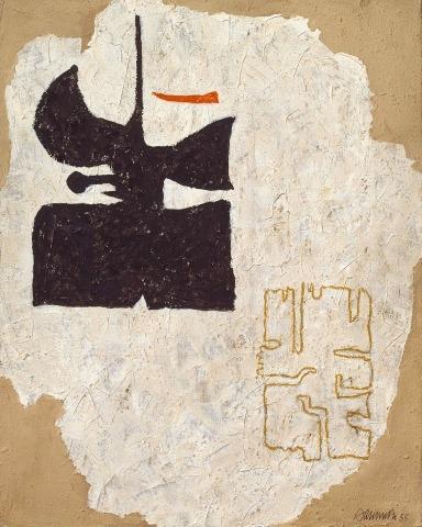 Willi Baumeister: Han – Aru (1955)