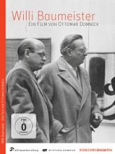 """Cover """"Willi Baumeister"""", 1954 von Ottomar Domnick"""