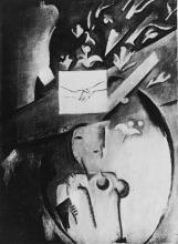 Willi Baumeister: 3. April (1919)