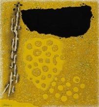 Willi Baumeister: Safer mit Punkten (1954)